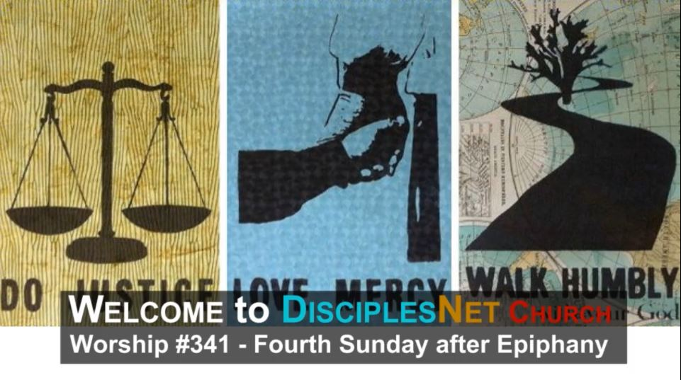 DisciplesNet Worship #341 Requirements (Smith 01 29 17)