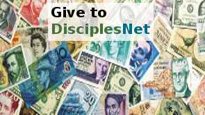 Give to DisciplesNet