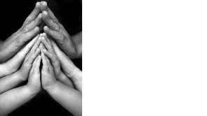 praying hands-multiple-slide