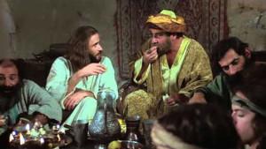 Jesus & Zaccheus