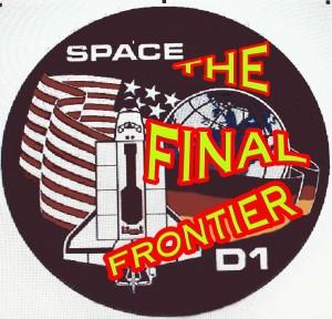 graphic design for NASA 2011 t-shirt