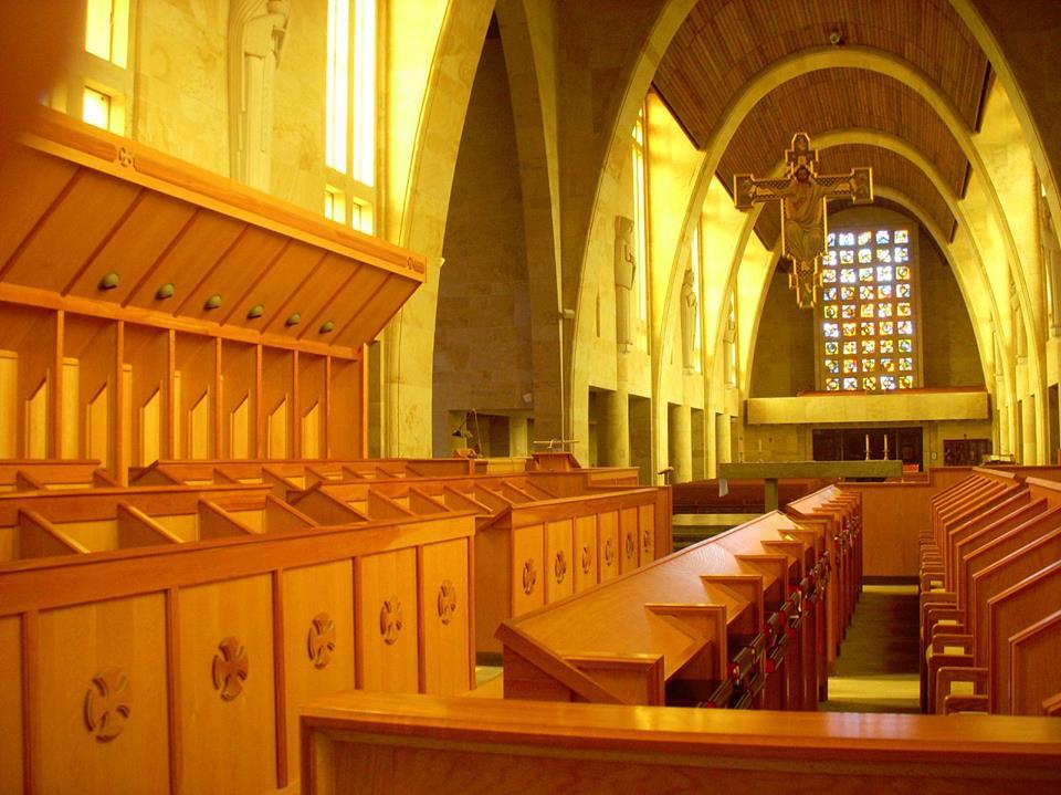 St. Bernard Church, Alabama, USA. Photo by Marci McGowan