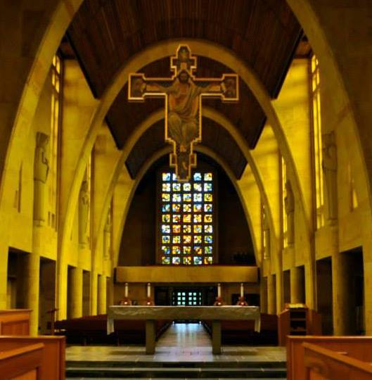 St. Bernard Church, Alabama. Photo by Marci McGowan